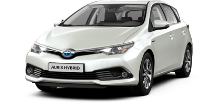 TOYOTA Auris Hibrid - Auto