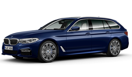BMW 520d Touring Aut.