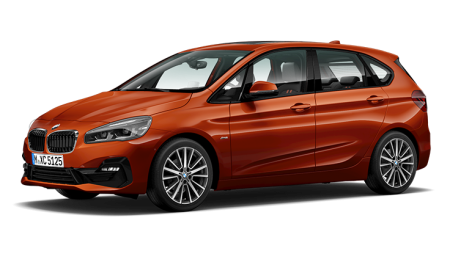 BMW 216d Active Tourer Aut.